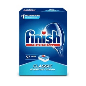 Finish Classic tabletki do zmywarki 57 szt.