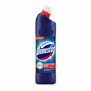 Domestos żel do WC granatowy 750 ml