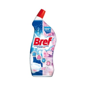 Bref żel do WC Floral Delight 700 ml