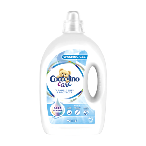Coccolino Care White NOWOŚĆ żel do prania 45 prań 1,8l