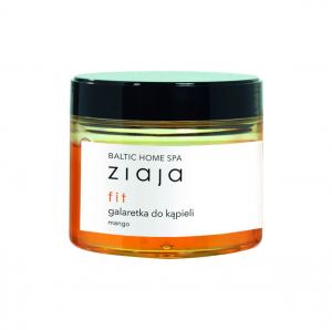 Ziaja Fit Baltic SPA galaretka do kąpieli Mango 260 ml